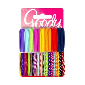 picture of Goody Girls Ouchless Elastic Hair Bands, 60pc, Sale