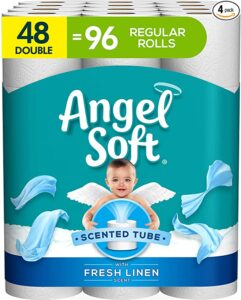 picture of Angel Soft 48 Double Rolls Toilet Paper Sale