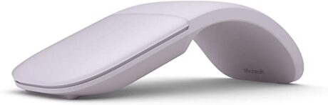 picture of New Microsoft Arc Touch Wireless Mouse