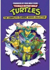 picture of Teenage Mutant Ninja Turtles: The Complete Classic Series Collection (DVD) Sale