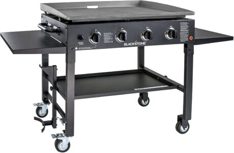 picture of Blackstone 1554 Cooking 4 Burner Flat Top Gas Grill Sale