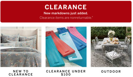 picture of Frontgate Clearance Home, Outdoor, Furniture and more
