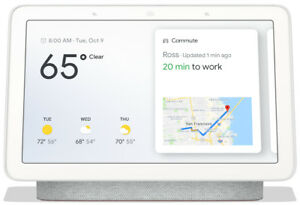 picture of Google Nest Hub with Built-In Google Assistant Sale