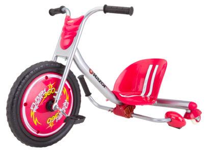 picture of Razor FlashRider 360 Caster Trike (Red) Sale