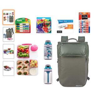 picture of Marmot Elementary School Supplies Value Bundle Sale