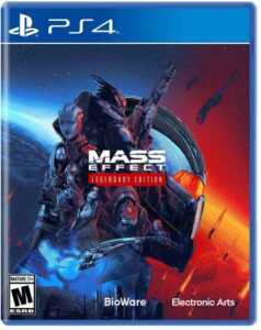 picture of Mass Effect Legendary Edition PS4 or Xbox One Sale