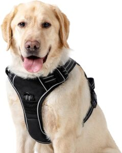picture of Lesure Dog Harness with Easy Control Handle for Dogs (Various Sizes) Sale