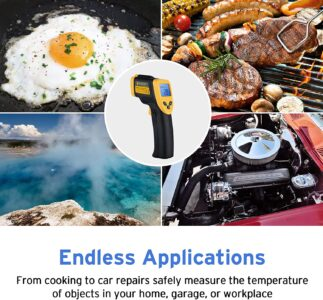 picture of Etekcity Non-Contact Infrared (IR) Thermometer Sale