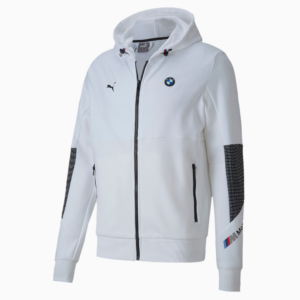 picture of Puma BMW M Motorsport Men's Hooded Sweat Jacket