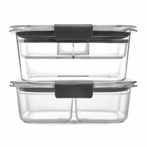picture of Rubbermaid 9-Piece Brilliance Food Storage Container Set Sale