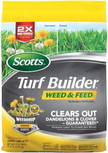 picture of Scotts Turf Builder Weed and Feed - 5,000sq ft Sale