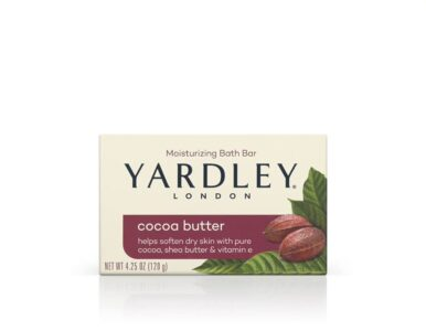 picture of Yardley London Pure Cocoa Butter, 4.25oz, Sale