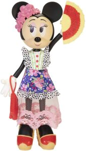 picture of Disney Minnie Mouse Deluxe Fashion Doll Sale