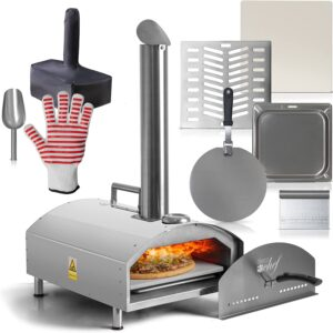 picture of Deco Chef Outdoor 2-in-1 Pizza Oven Sale
