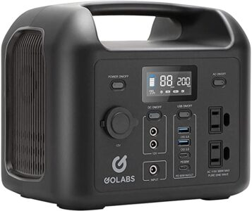 Golabs battery backup system sale