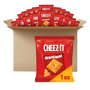 picture of Cheez-It Baked Snack Crackers 1oz 40 pk Sale