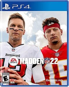picture of EA Madden NFL 22 PS4, PS5 Sale