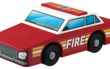 picture of Free Fire Chief's Car Toy