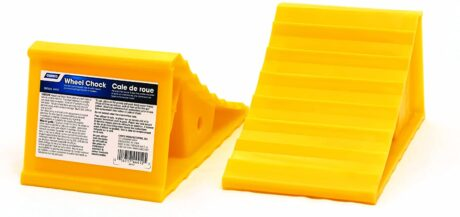 picture of Camco Wheel Chock Without Rope, 2-Pack, Sale