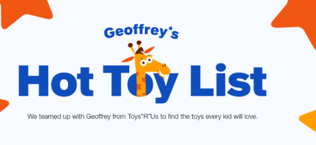 picture of Toys R US Geoffrey Hot Toy List 2021