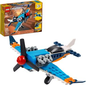 picture of LEGO Creator 3in1 Propeller Plane Sale