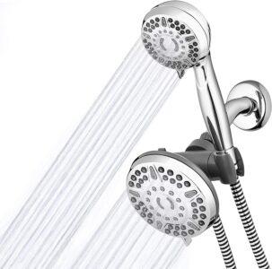 picture of Waterpik High Pressure Shower Head, Chrome, Sale