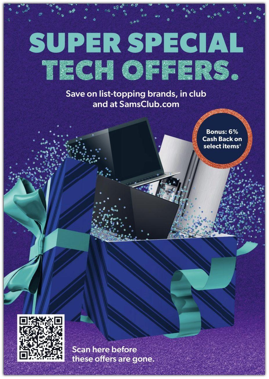 Sams Club Black Friday 2021 Ad