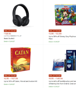picture of Amazon Black Friday Worthy Epic Daily Deals - Calphalon, Samsung