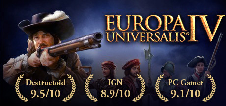 picture of Free Epic Games: Europa Universalis IV (PC Digital Download)