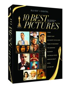 picture of 1 Day Only: Best Picture The Essentials 10-Movie Collection (Blu-ray + Digital)