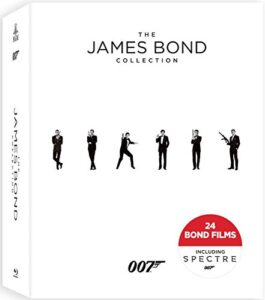 picture of The James Bond Collection with Spectre Blu-Ray Sale