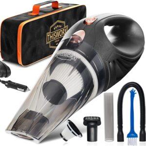 picture of Expiring Today: THISWORX Car Vacuum Cleaner Sale