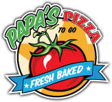 Papas Pizza To-Go